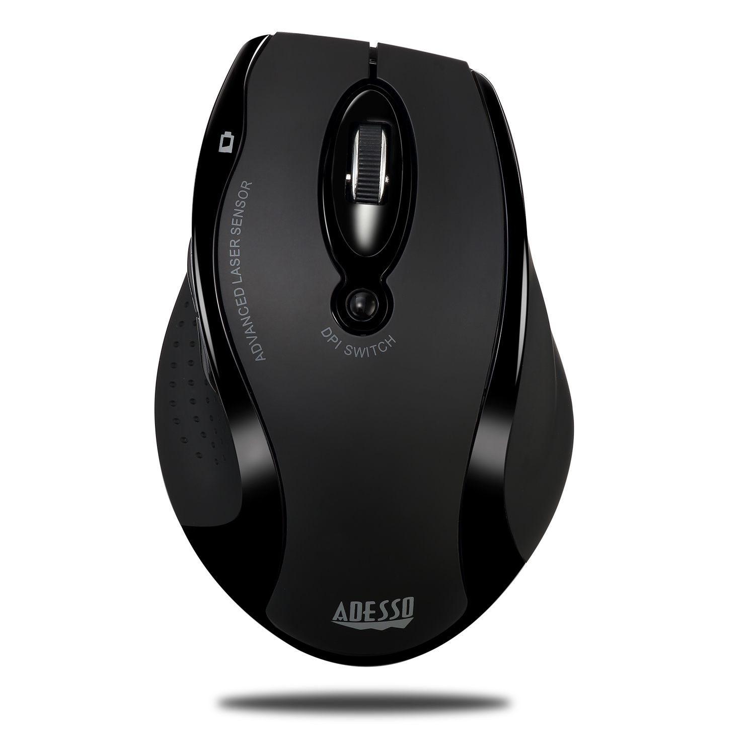 86c430dab49 iMouse G25 - Wireless Ergonomic Laser Mouse - Adesso Inc ::: Your ...