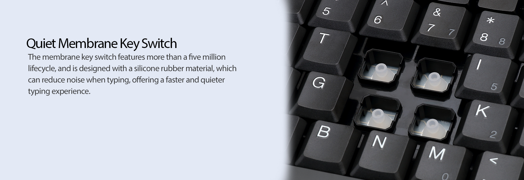 Ack 595pb Mini Keyboard With Embedded Numeric Keypad Ps 2 Black Electronically Designed Features