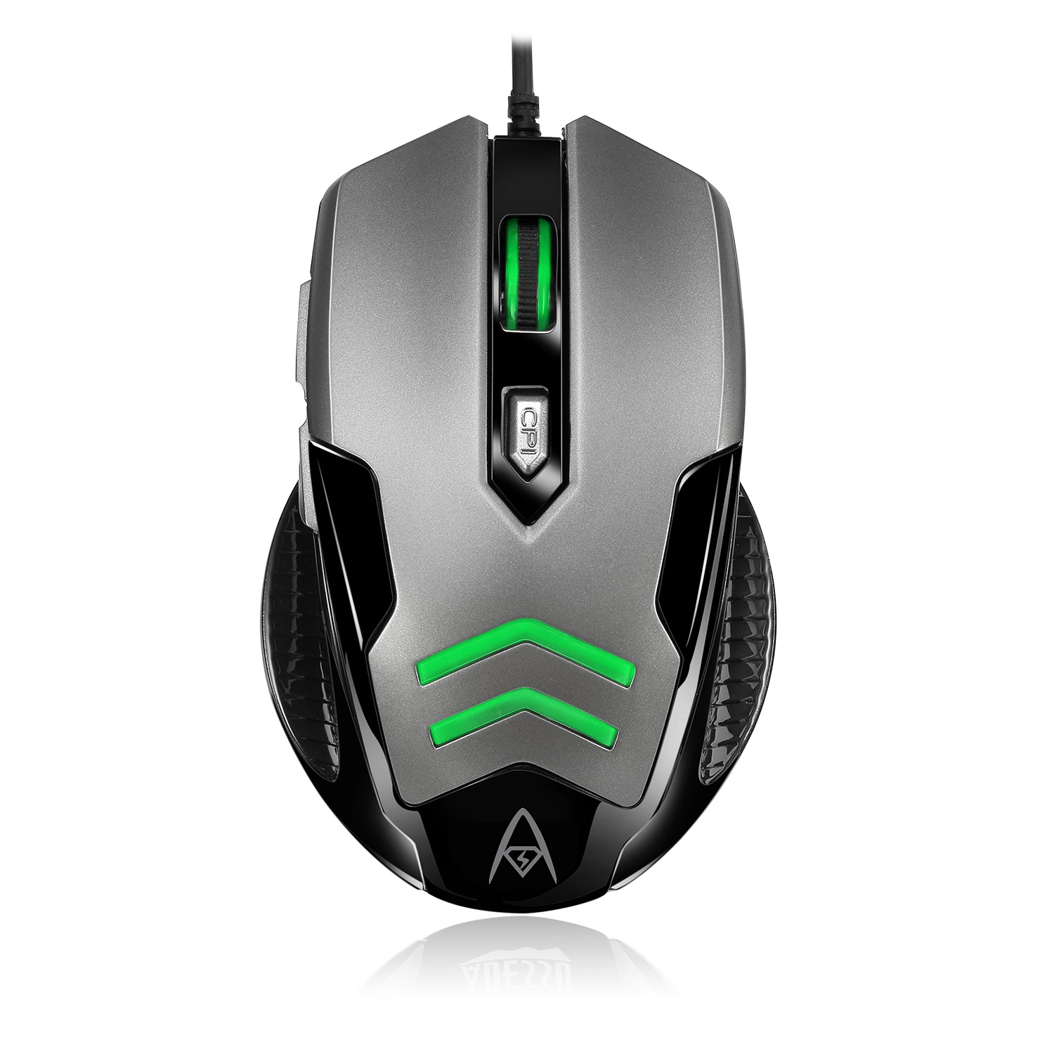 Multi-Color 6-Button Gaming Mouse - Adesso Inc ::: Your Input Device ...
