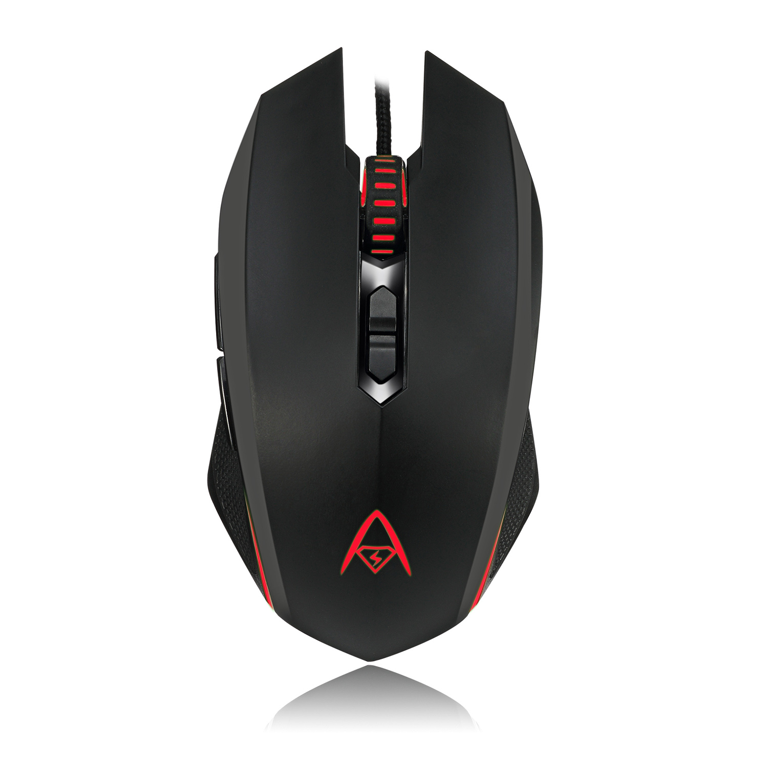 Multi-Color 7-Button Programmable Gaming Mouse